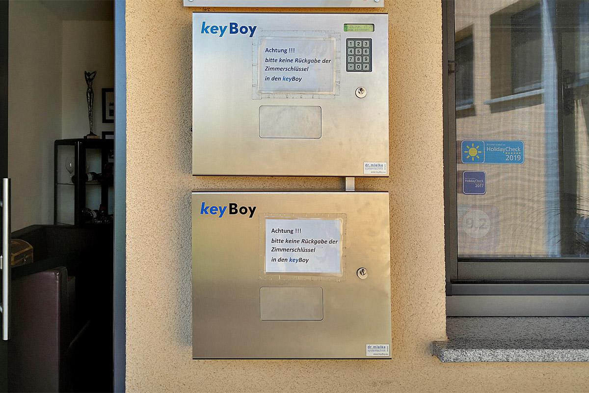 KeyBoy